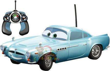 Dickie Cars 2 - Samochód Sean McMission 3089508
