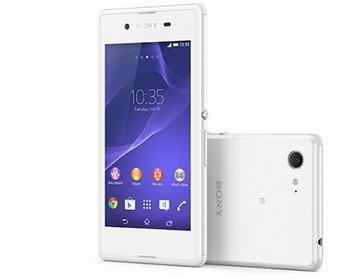 Sony Xperia E3 Biały