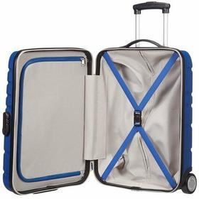 Samsonite Mała walizka niebieska AMERICAN TOURISTER 87A*001