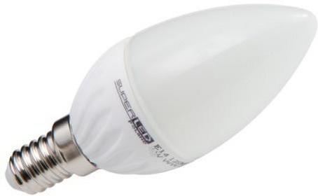 Superled Żarówka LED 8W E14 720lm 3267