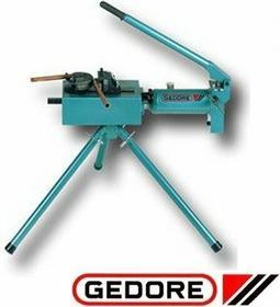 Gedore Zestaw z giętarką do rur ręczno-hydrauliczną 6-28 mm, 8-częściowy 246100