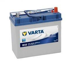 Varta A BLUE Dynamic B32 - 12V 45Ah 330A (EN) P+