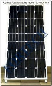 Fortech Panel fotowoltaiczny monokrystaliczny - fotoogniwo 120 W - TRÓJMIASTO DS