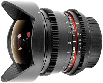 Samyang 8mm T3.8 VDSLR UMC CS II Nikon
