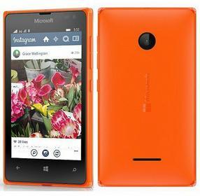 Microsoft Lumia 532 Dual Sim Pamarańczowy