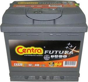 Centra Futura 53Ah 540A CA530 P+