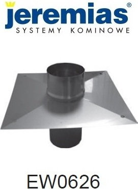 Jeremias Króciec dylatacyjny fi 100 ze stali nierdzewnej, TNEW0626 TNEW0626 100