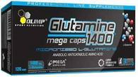 Olimp GLUTAMINE MEGA CAPS 1400 mg 120 kapsułek