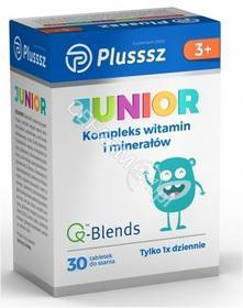 POLSKI LEK Plusssz junior x 30 tabl do ssania