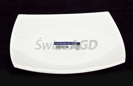 Luminarc QUADRATO WHITE Talerz płytki 26.5 cm