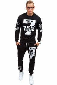 Athletic Dres męski 0342 czarny - CZARNY