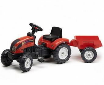 Falk Traktor Ranch z przyczepą 2051AC