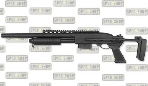 CHINA Made in SY - M870 Tactical w/ EBR Stock - Full Metal - 7870