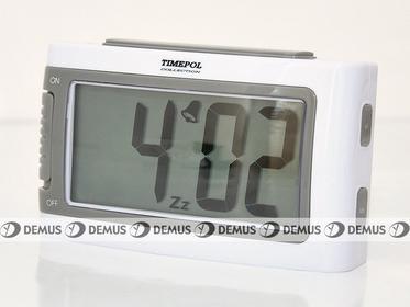 Timepol budzik elektroniczny LD318B BUDZIK-LD318B