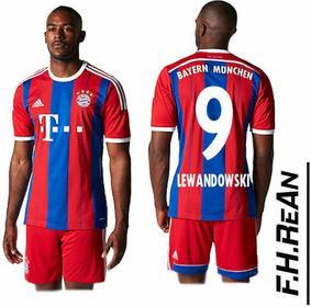 Adidas koszulka Lewandowski 9 Bayern Monachium
