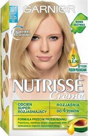 Garnier Nutrisse Creme 101 Bardzo Bardzo jasny beżowy blond