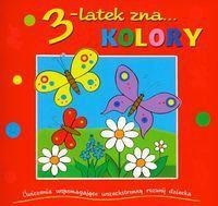 Krassowska Dorota 3- latek zna Kolory