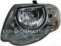 ROZNI Lewy reflektor USA Chrysler Voyager Town&Country 2005-2007