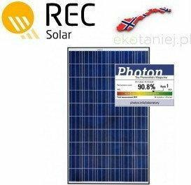 REC Ogniwo słoneczne polikrystaliczne 250W