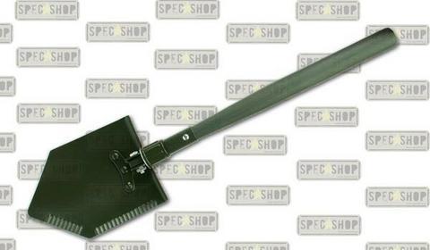 FOSCO Industries FOSCO - Saperka składana z drewnianym trzonkiem
