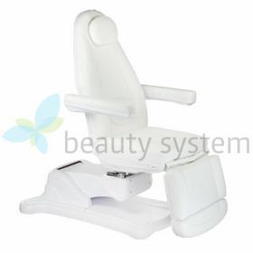 Vanity Elektryczny Fotel Kosmetyczny Mazaro BR-6672 Biały