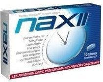 US Pharmacia NAXII 10 szt.
