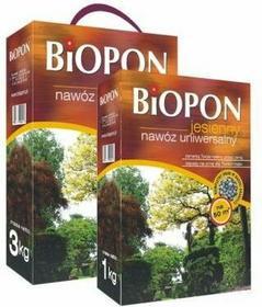 Biopon nawóz jesienny uniwersalny karton 1kg (BIO1076)