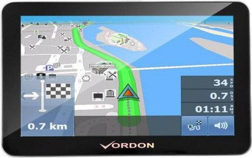 VORDON 7 HD AV-IN Europa