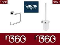 Grohe Uchwyt na papier toaletowy Essentials 40367 000