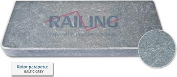Made in Italy Konglomerat Baltic Grey