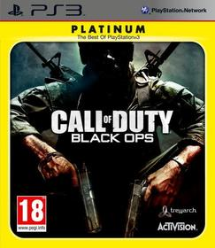 CALL OF DUTY BLACK OPS PLATINIUM PS3