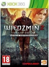 Wiedźmin 2: Zabójcy Królów - Edycja Rozszerzona Xbox 360