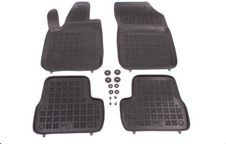 REZAW-PLAST CITROEN DS3 Hatchback 3-drzwi, od 2010 dywaniki gumowe RP-D 201222