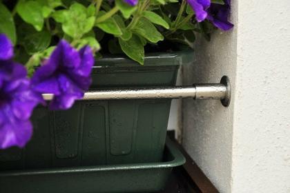 Dastech Rozporowa barierka na skrzynkę lub donice 16x1500 mm