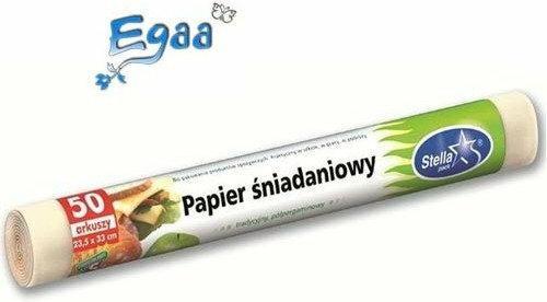 Stella Pack Papier śniadaniowy 50szt rolka