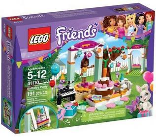 LEGO Przyjęcie urodzinowe 41110