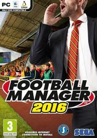 Football Manager 2016 (PC/MAC/LX) PL