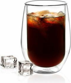 Szklanka z podwójną ścianką 200 ml Vialli Design - Amo 0269