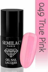 Semilac Lakier hybrydowy 049 True Pink