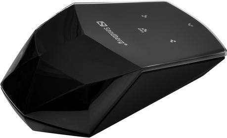 Sandberg 630-04 czarna