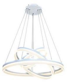 Eko-Light Sp. z o.o. Lampa wisząca LED RING 408 Milagro