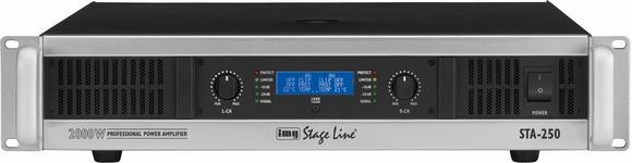 IMG Stage Line STA-250 - końcówka mocy