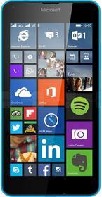 Microsoft Lumia 640 Dual Sim Niebieski