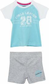 Blue Seven Komplet dziecięcy T-shirt+szorty 62-86cm 91542X.620