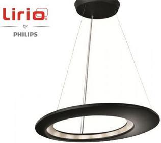 Philips ECLIPTIC LAMPA wisząca 40755/93/LI
