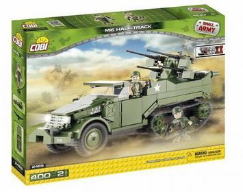 Cobi Armia M16 Half-Truck2469
