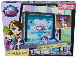 Hasbro Littlest Pet Shop. Ulubione miejsca / ZH-A7641