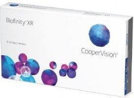 CooperVision Biofinity XR 3 szt.