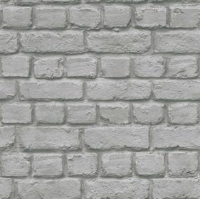 Rasch Tapeta ścienna szara cegła mur AQUA RELIEF 2014 226720...