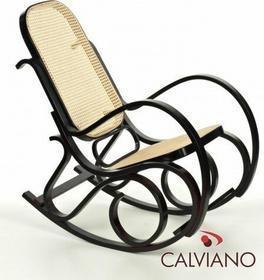 Calviano Fotel bujany wyplatany RAFIA - Fotel bujany wyplatany RAFIA 873